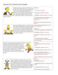 Scientific Method Variables Worksheet Free Worksheets Library ...