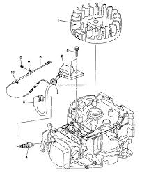 Snapper wo1 180v 6 5 hp 4 cycle ohv robin engine parts diagram for