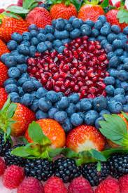 easy fruit tray valentines day treat