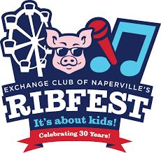 Fireworks — 2017 Naperville Ribfest