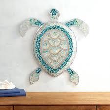 turtle wall decor sea turtle outdoor wall decor