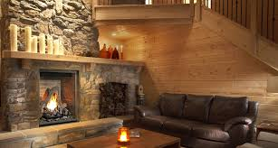 stone electric fireplace ideas