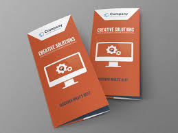 Online Marketing Brochure Psd - Vandelay Design