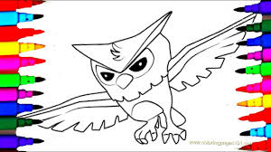 New How To Draw Owl Animal Jam Coloring Pages L Kids Drawing