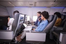 All New Alaska Airlines Cabin Boasts Recaro Seats Hi Speed Wifi