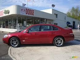 2007 Red Jewel Tint Coat Chevrolet Impala SS #29342758 | GTCarLot ...
