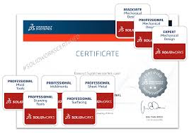 Solidworks Certification Center