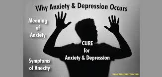 Anxiety Depression Q Hota Hay Anxiety Meaning In Urdu