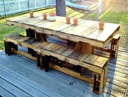 garden furniture from pallets. Outside Furniture Made From Pallets Outdoor And Garden Design Ideas To Reuse Recycle .