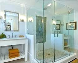 how much does it cost to install a shower how much to install shower door install