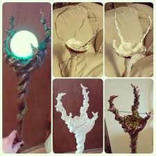 maleficent costume staff easy diy for this fantastic prop lights up and everything do you love the maleficent m best