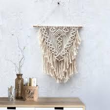 bohemian wall hangings wall hanging macrame bohemian wall decor woven tapestry modern bohemian wall hangings uk
