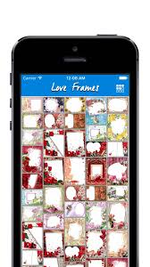 romantic picture frame effects