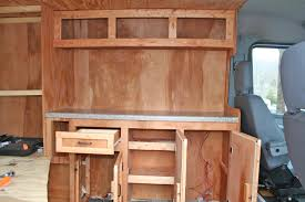 Cabinets For Cargo Trailers Http Wwwsprinter Rvcom Wp Content Uploads 2011 04 Conversion