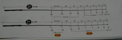 Guide Spacing Chart Saltwater Rods New Guide Concept System Bloodydecks