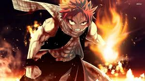 fairy tail natsu dragneel wallpaper hd fairy tail
