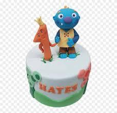 Wallykazam Birthday Cake Hd Png Download 470x7324435982