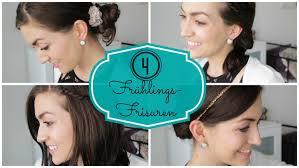 4 Frisuren F R Kurze Haare Youtube