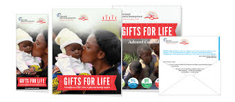 ine from the catalog went up significantly and gifts for life continues to be a wonderful way for supporters to make a difference on top of that