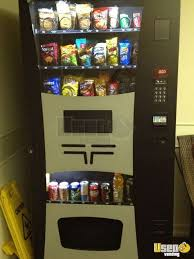 Used Vending Machines For Sale In California Cool Wittern Futura Snack Soda Combo Vending Machine For Sale In