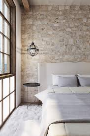 see also warm and cozy stone wall interiors