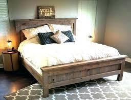diy king bed frame. Exellent Bed Farmhouse Bed Plans King Size Woodworking Frame  Plan Frames Def   Throughout Diy King Bed Frame