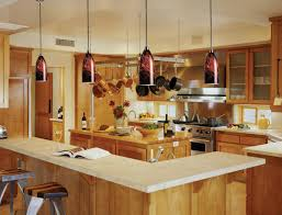 Wrought Iron Pendant Lights Kitchen Modern Pendant Lighting Kitchen View In Gallery Sleek And
