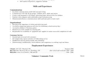 Babysitter Resume No Experience Summary Example Cover Letter Sample