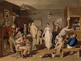 file barroom dancing by john lewis krimmel jpg   thumbnail for version as of 16 36 18 2009