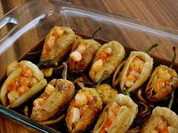 shrimp stuffed chiles