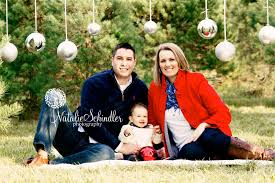 Family Christmas Photos Natalie Schindler Photography Outdoor Christmas Mini Sessions