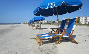 beach umbrella and chair. Brilliant Beach Beach Inside Umbrella And Chair