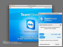 Teamviewer Quicksupport For Mac Download Free 2019 Latest Version