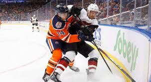 Oilers Pre Season Wrap Bear Jurco The Big Surprises In