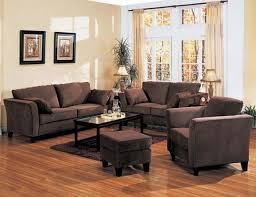 lovely living room simple furniture brown glass coffe table on sets regarding idea 5