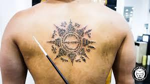 сак янт тату магические татуировки значение символов как выбрать