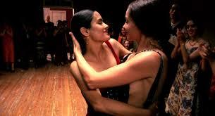 Salma hayek frida lesbian scene