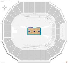 time warner cable arena seating chart awesome charlotte hornets seating guide spectrum center time warner cable