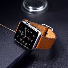 crested classic buckle band for apple watch 3
