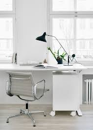 modern office accessories. Inspiration Creating Present Day Scandinavian Type Workspace Decor10 Blog White Modern Office Desk Accessories For Women C