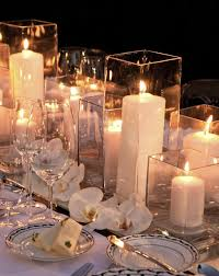 Sophisticated Wedding Reception Ideas from White Iilac Inc Part III:  http://www. Simple Wedding Table DecorationsWedding ...