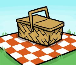 picnic blanket clipart. picnic rug clipart blanket b