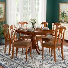 stella 7 piece extendable dining set