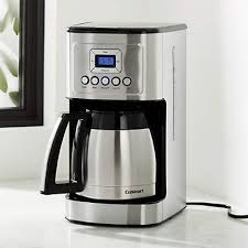 Read honest and unbiased product reviews from our users. Cuisinart Perfectemp 14 Cup Programmable Coffeemaker Reviews Crate And Barrel