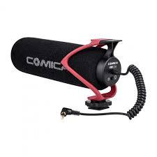 Внешний <b>микрофон</b> для камеры и смартфона <b>Comica CVM</b>-<b>V30</b> ...