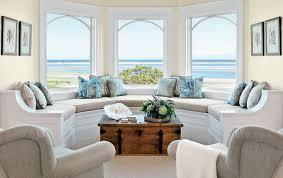 Beautiful Beach Themed Living Room Ideas  Beach Themed Living - White beach house interiors