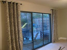 new patio sliding door curtains or admirable sliding door with blinds sliding door curtains with admirable