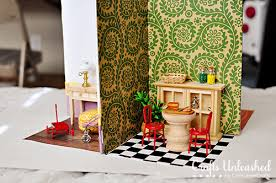 How To Make A Portable DIY Dollhouse Simple Make Your Own Barbie Furniture Property
