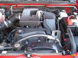 2005 Chevrolet Colorado Xtreme Crew Cab 3.5L DOHC 20V Inline 5 ...