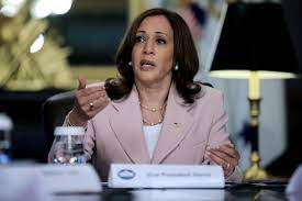 Harris uses convening power to expand ...